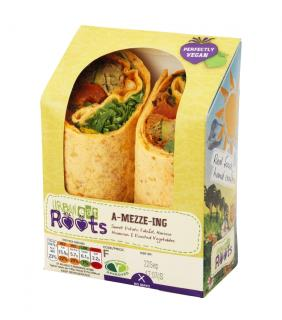 Urban Eat - A Mezze-In Wrap