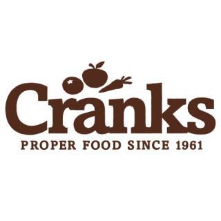 Cranks Restaurant (Food & Drink Guild Approval)