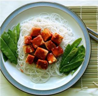 Piri Piri Tofu
