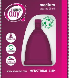 Menstrual cup (Small, Medium, Large)