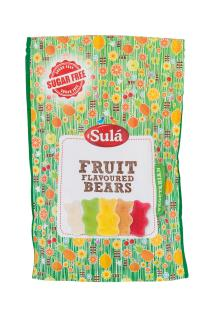 Sula Variety Sugar Free Sweets - Fruit Flavoured Bears