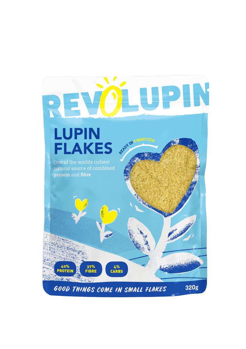 Lupin Flakes