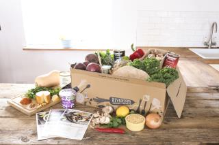 Vegetarian Quick Recipe Box